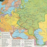 Российская империя при Петре 1