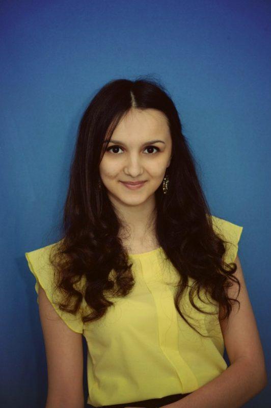 Владимирова Алина, 2015 год, Аксубаевская СОШ № 3 - 70 баллов