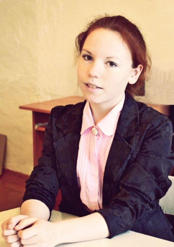 Глезденева Аида, 2017 год, Аксубаевская СОШ № 3 - 80 баллов