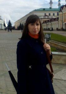 Халимова Дина