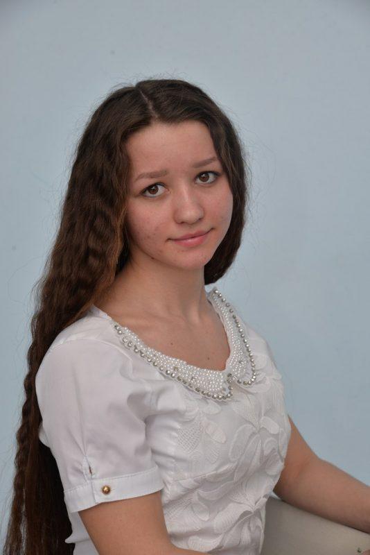 Падирякова Светлана, 2016 год, 56 баллов