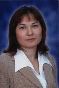 Яруллина Гульшат Минасхатовна, классный руководитель