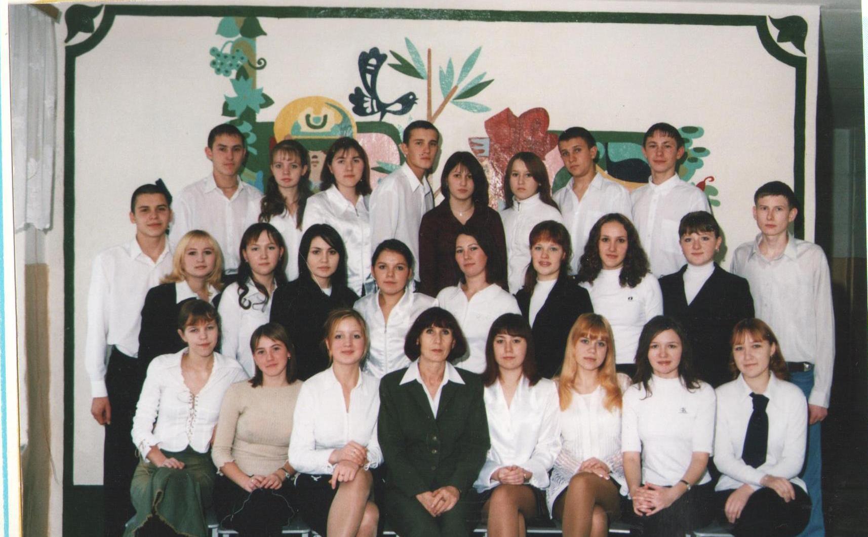 выпуск 2004 б