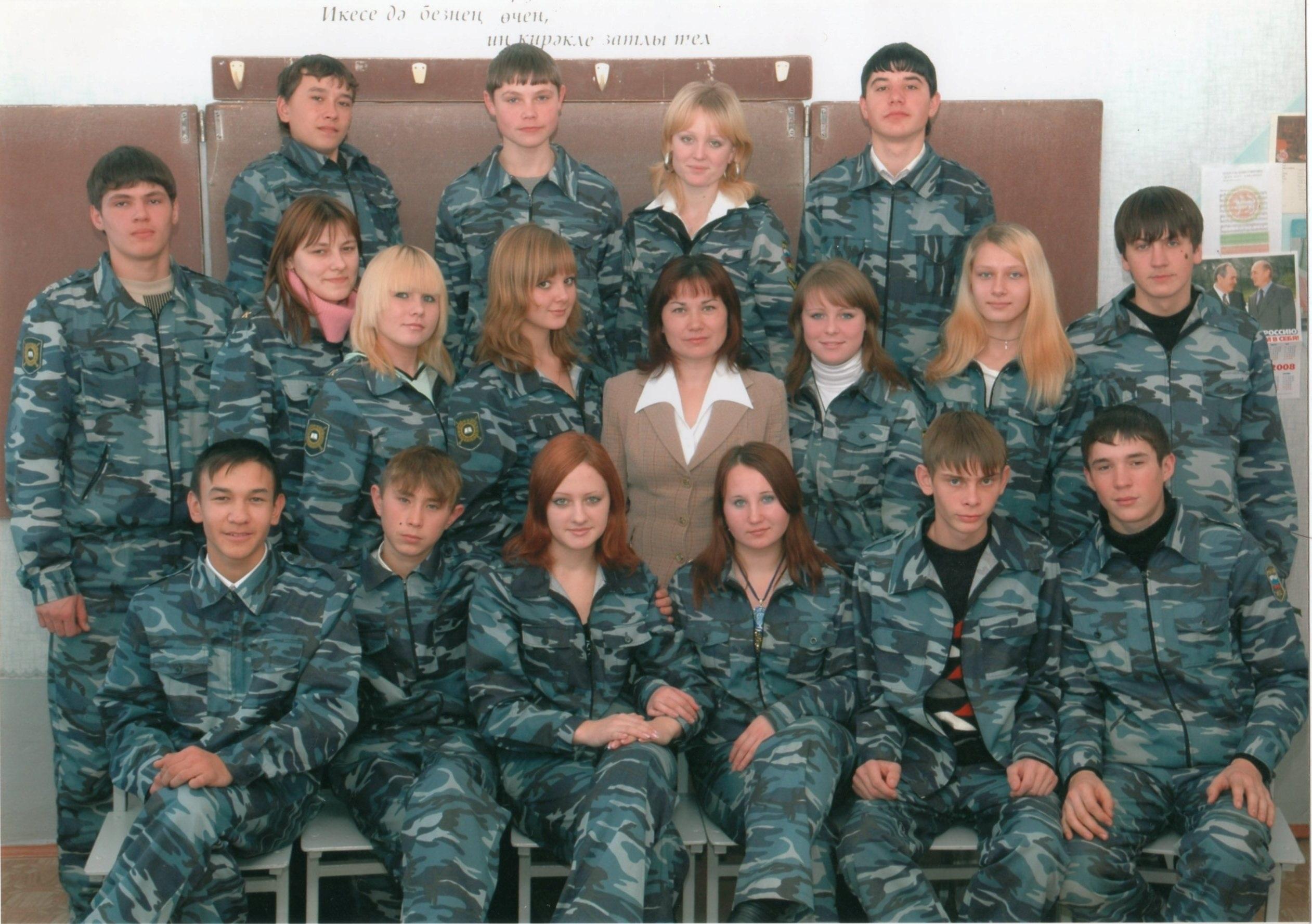 выпуск 2008 а