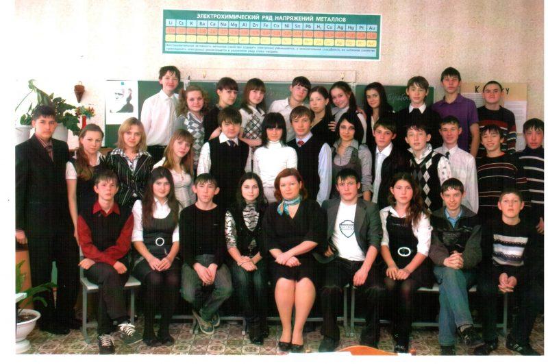 9 класс (выпуск 2012)