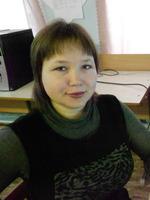 Сандимирова Ольга, 1996 год