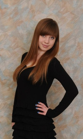 3. Уткина Юлия - 240 баллов (русский язык - 95 баллов, биология - 77 баллов, математика - 68 баллов), 2014 год