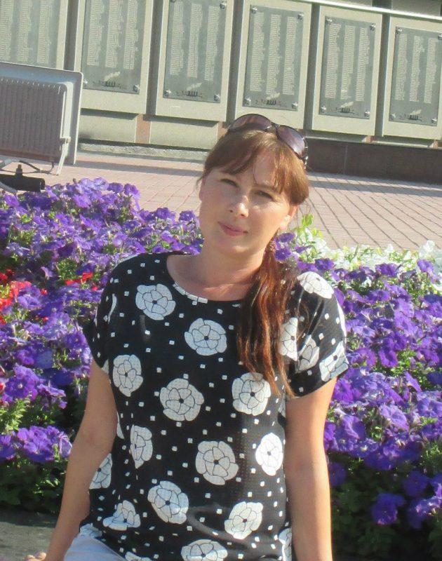 Филиппова Светлана, 1996 год