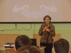 Зарипова Гузаль Динарисовна, директор Республиканского олимпиадного центра Министерства образования и науки РТ