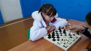 Турлукова Юлия, 7 класс