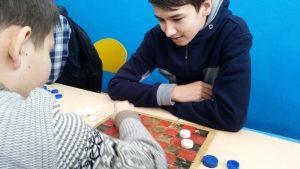 Муратшин Алмаз, 8 а класс