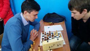 Белов Игорь - 10 класс, Убейкин Никита - 9 а класс