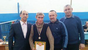 Егоров Андрей - 3 место среди мужчин